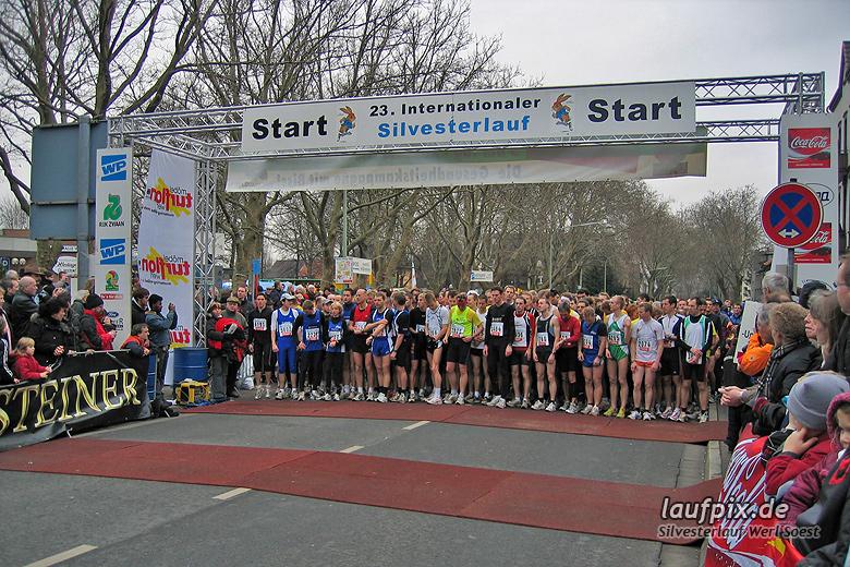 Silvesterlauf Werl Soest 2004 - 9