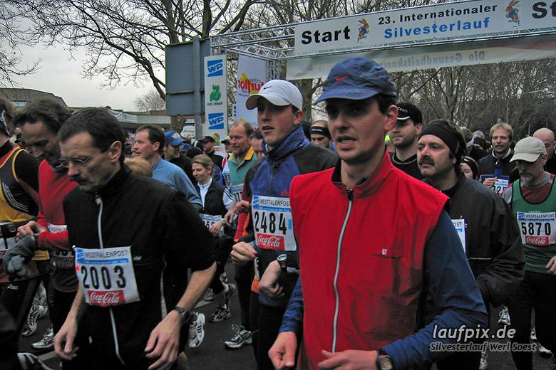 Silvesterlauf Werl Soest 2004 - 55