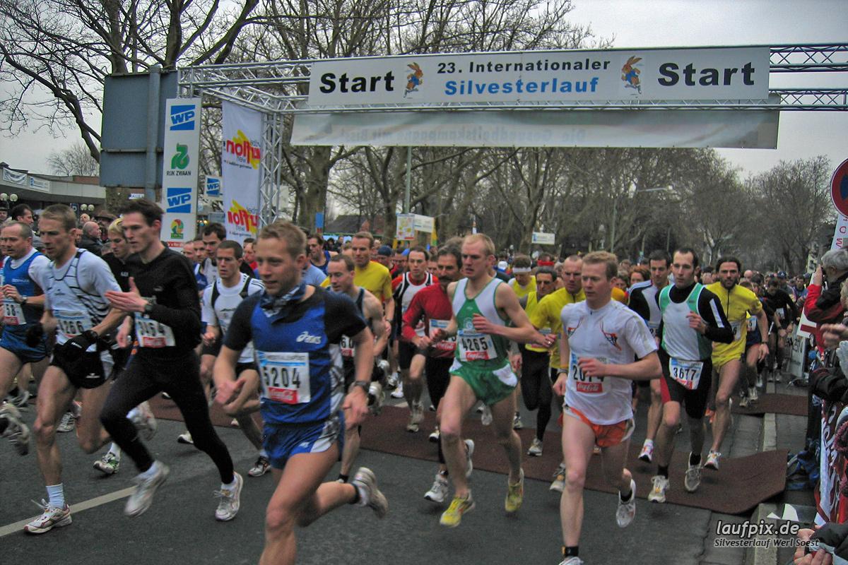 Silvesterlauf Werl Soest 2004 - 13