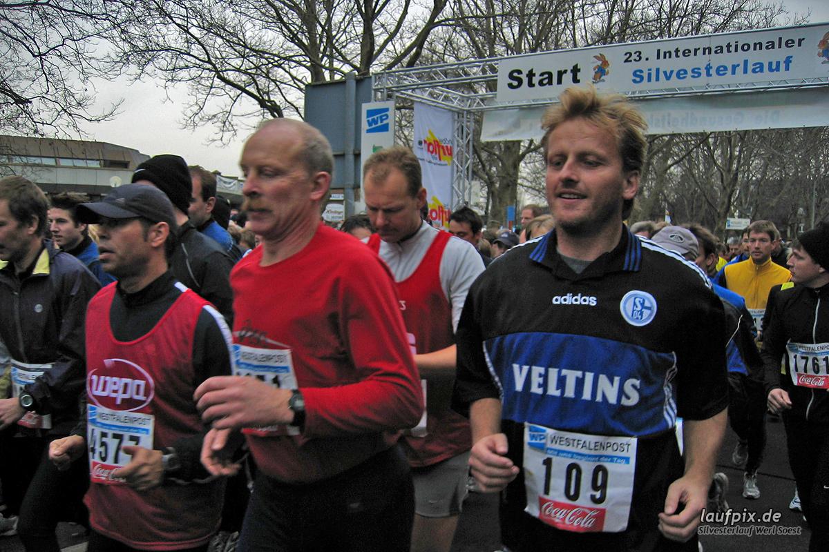 Silvesterlauf Werl Soest 2004 - 34
