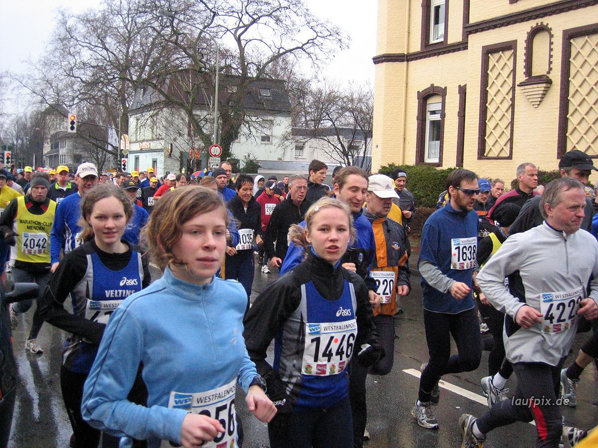 Silvesterlauf Werl Soest 2005 - 29