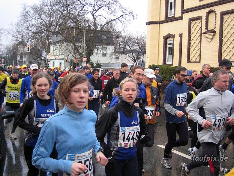 Silvesterlauf Werl Soest 2005