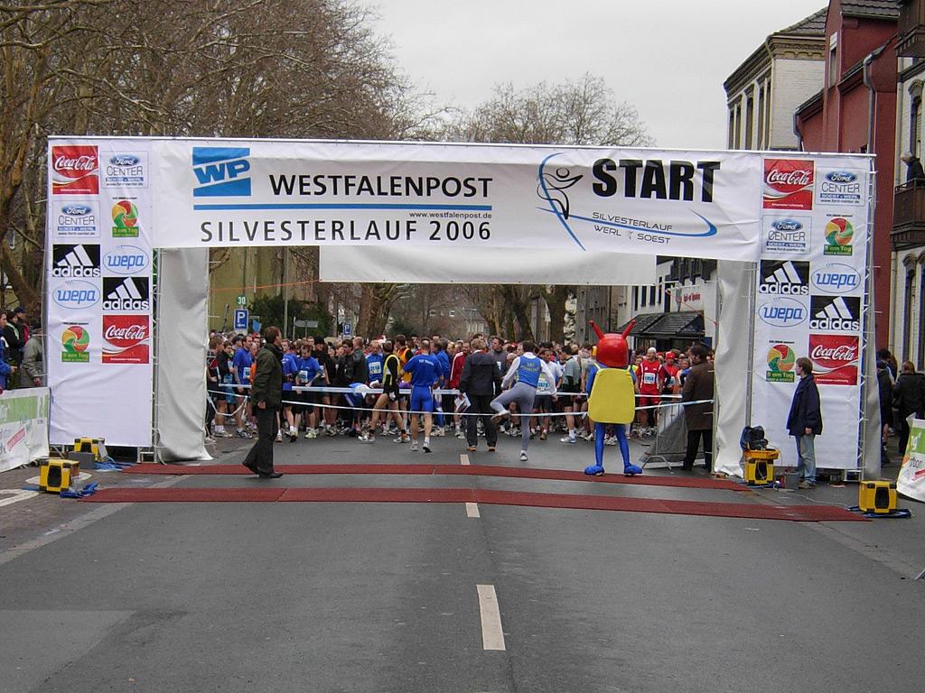 Silvesterlauf Werl Soest 2006 - 4