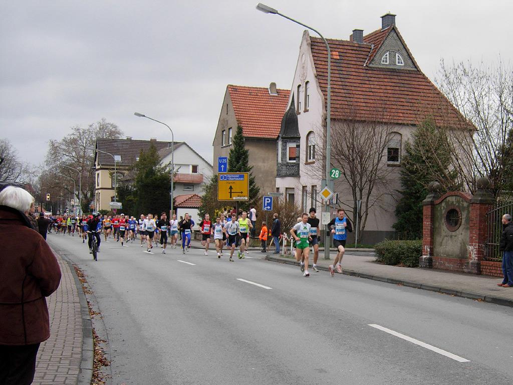 Silvesterlauf Werl Soest 2006 - 6
