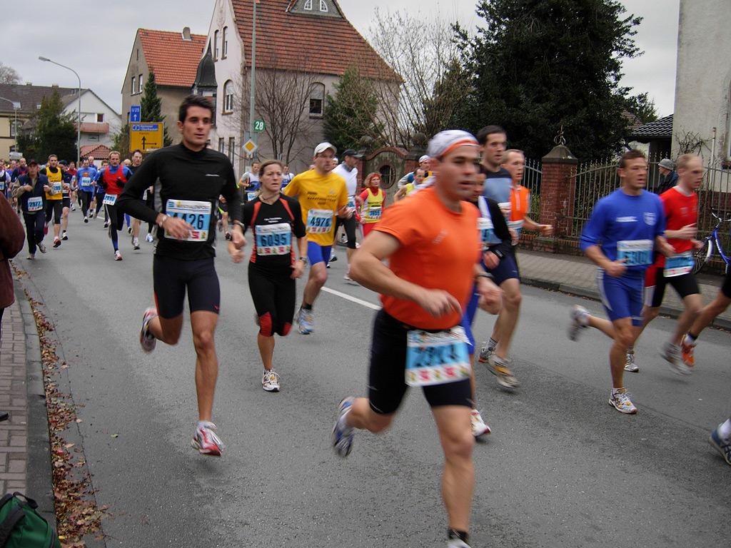 Silvesterlauf Werl Soest 2006 - 24