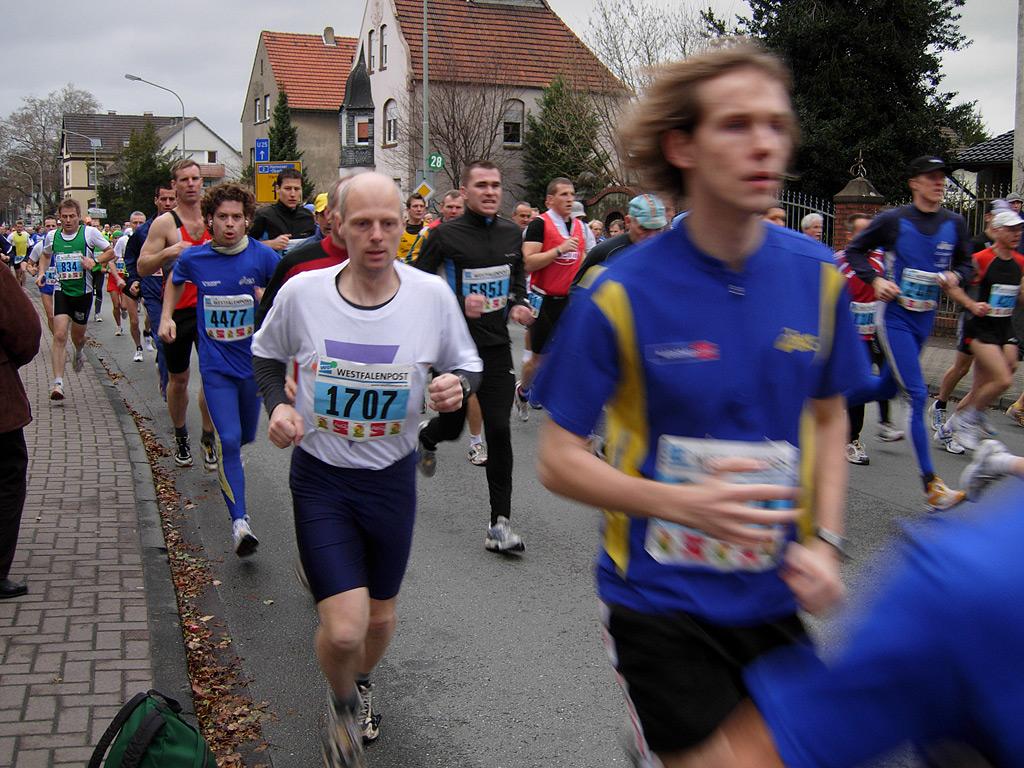 Silvesterlauf Werl Soest 2006 - 30
