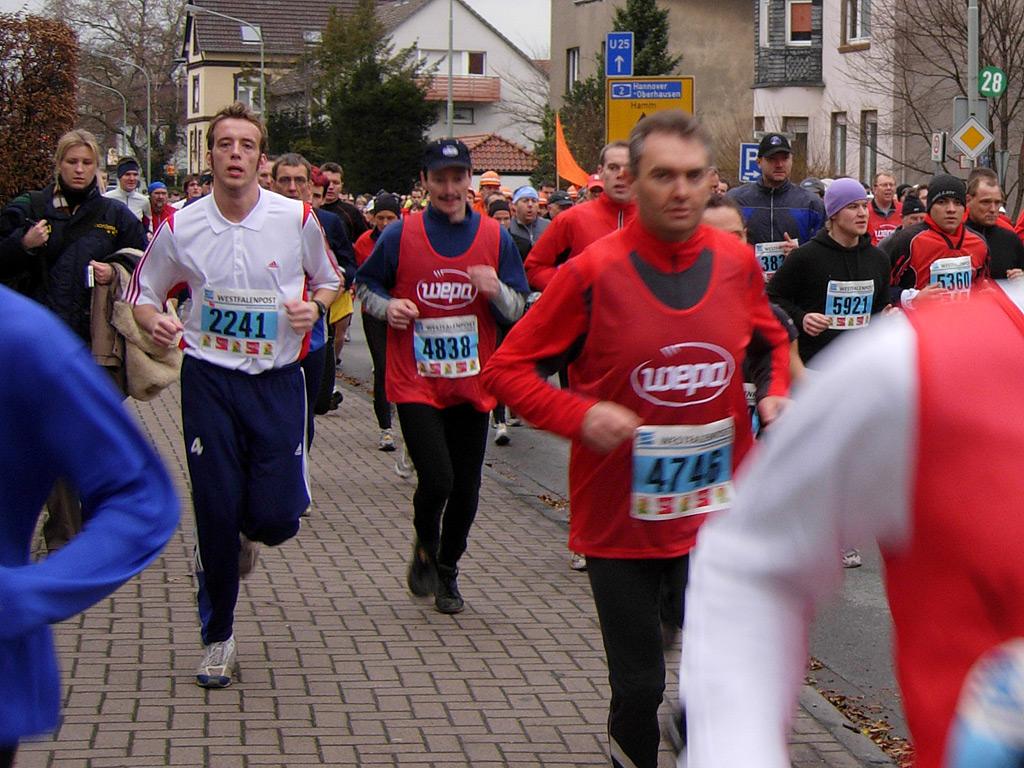 Silvesterlauf Werl Soest 2006 - 140