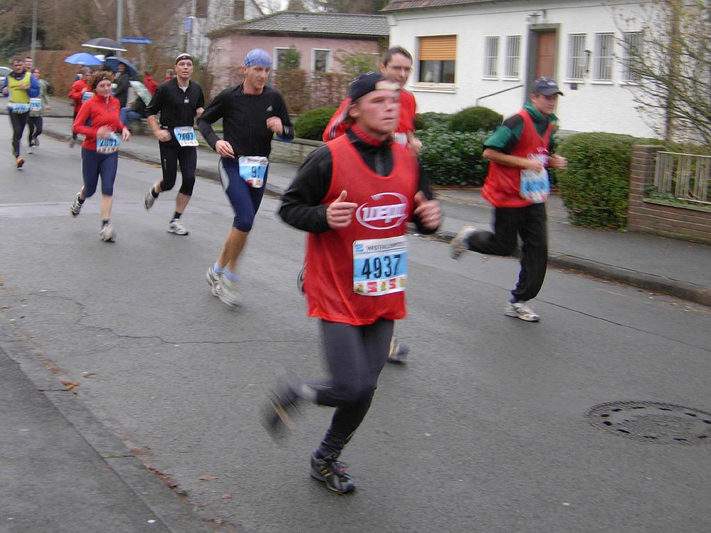 Silvesterlauf Werl Soest 2006 - 415