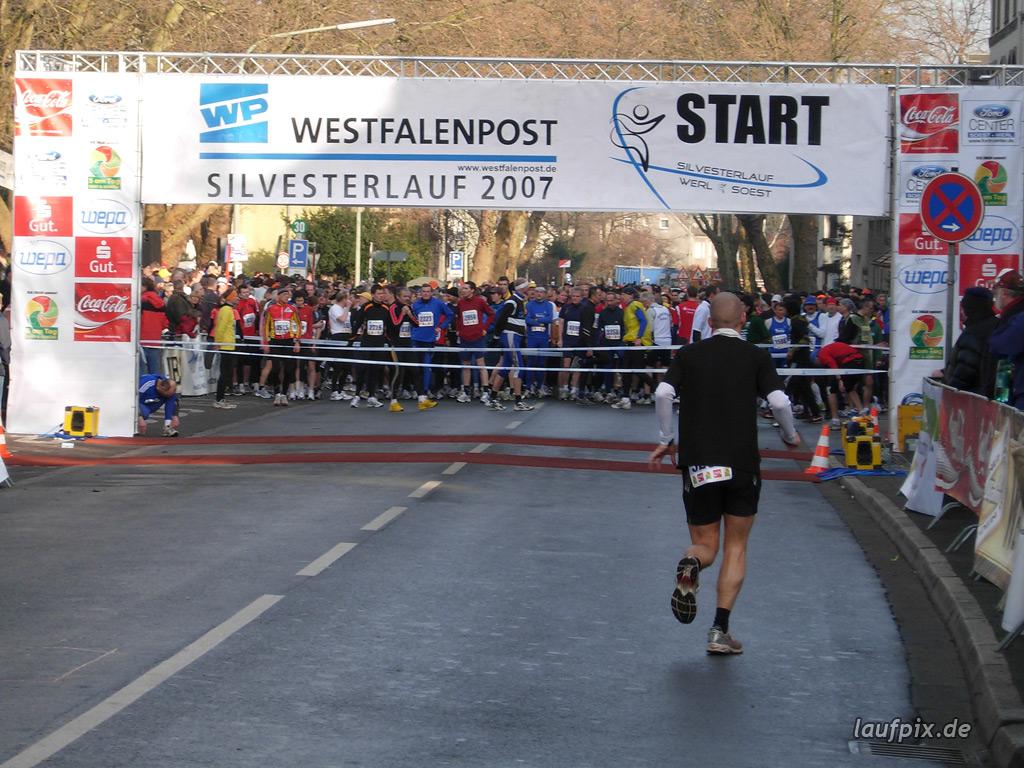 Silvesterlauf Werl Soest 2007 - 1