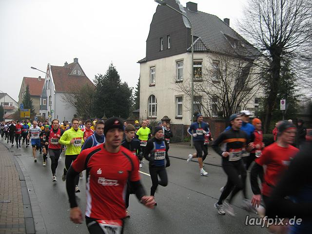 Silvesterlauf Werl Soest 2009