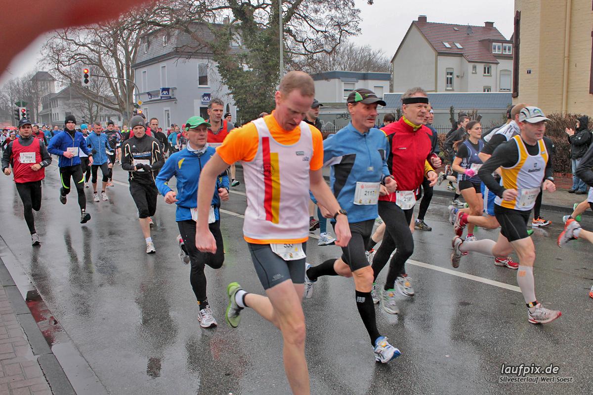 Silvesterlauf Werl Soest 2011 - 32