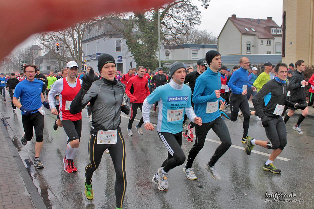 Silvesterlauf Werl Soest 2011 - 41