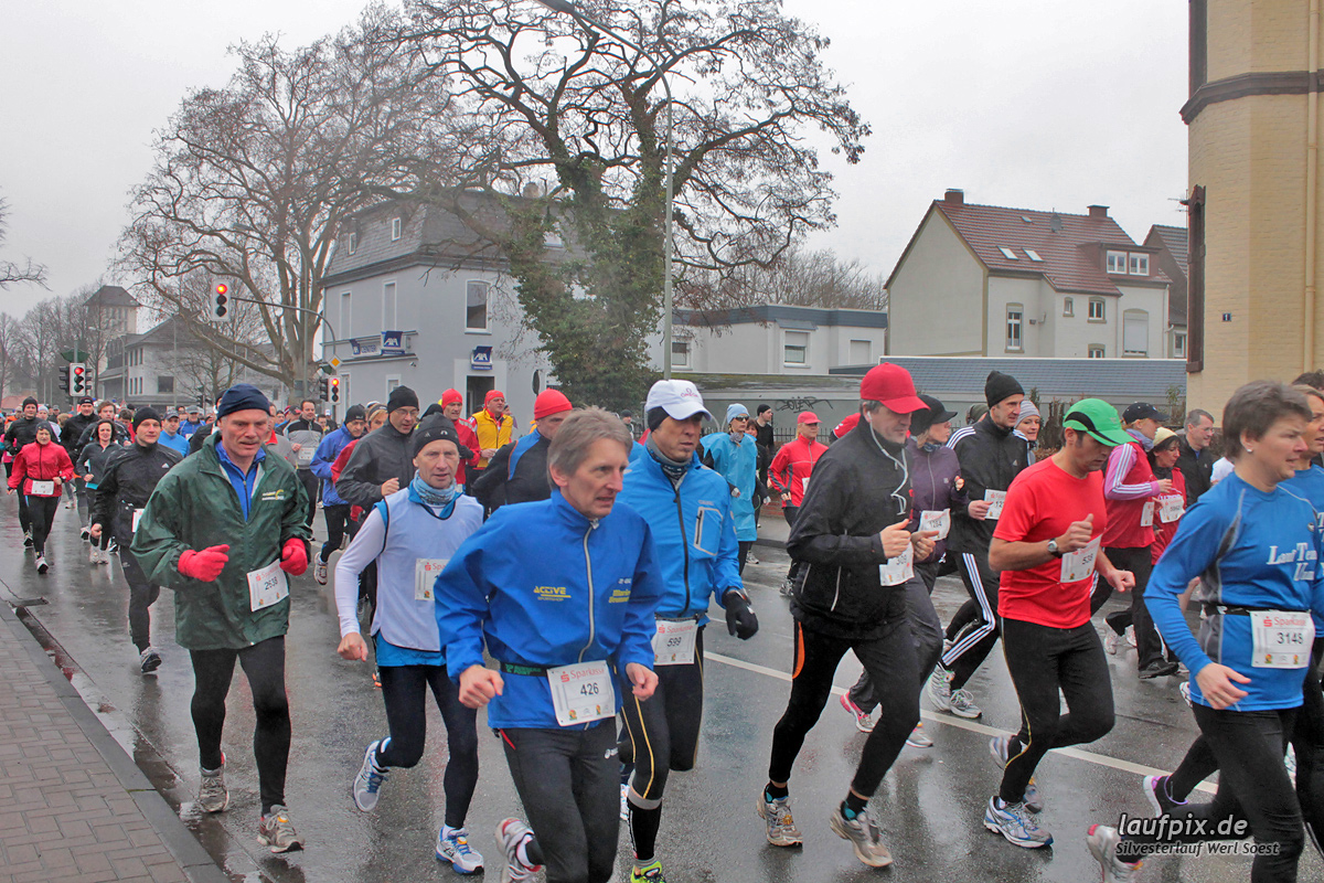 Silvesterlauf Werl Soest 2011 - 130