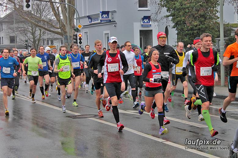 Silvesterlauf Werl Soest 2011