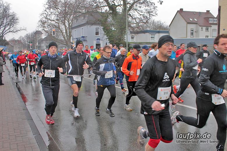 Silvesterlauf Werl Soest 2011 - 54