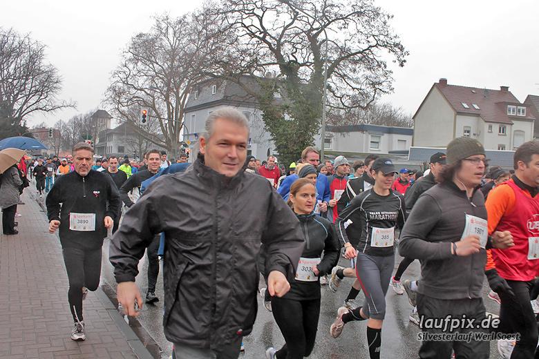 Silvesterlauf Werl Soest 2011 - 150
