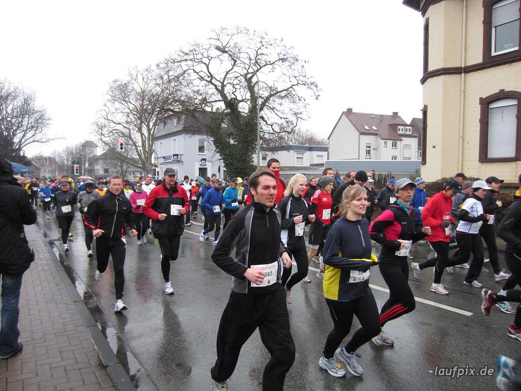 Silvesterlauf Werl Soest 2011 - 6