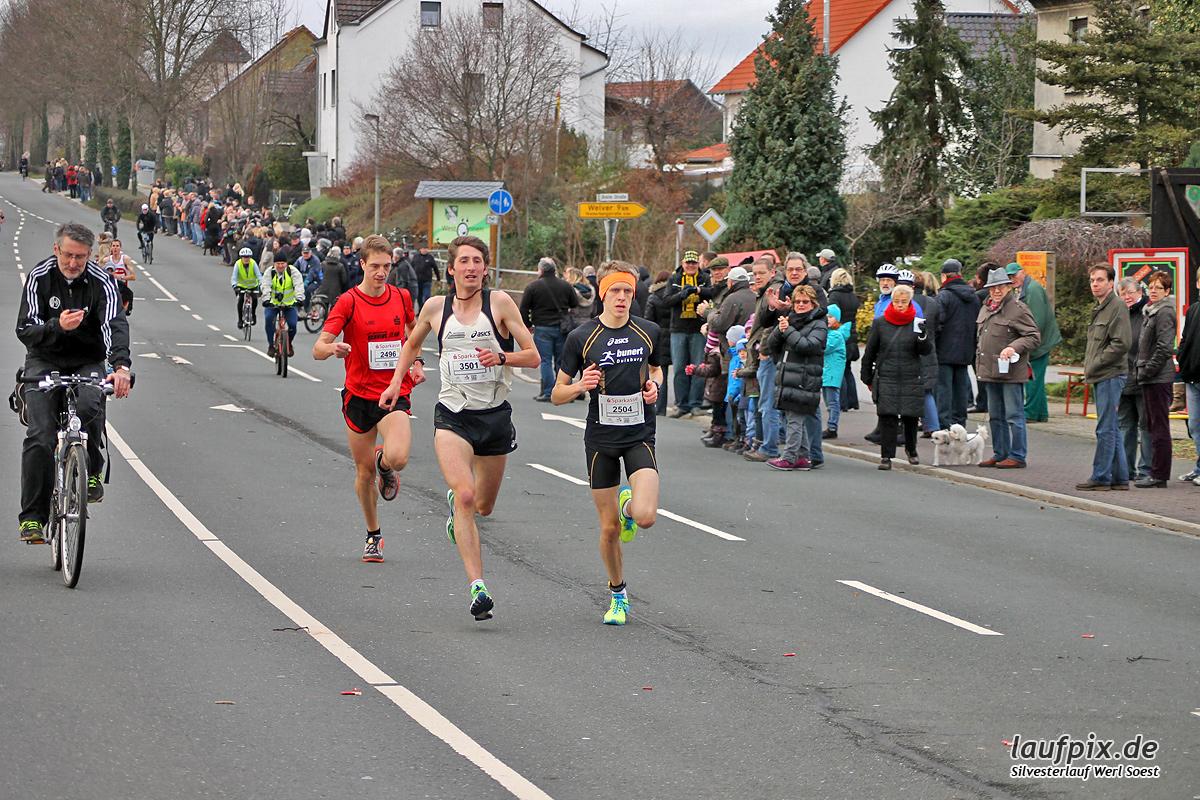 Silvesterlauf Werl Soest 2012 - 1