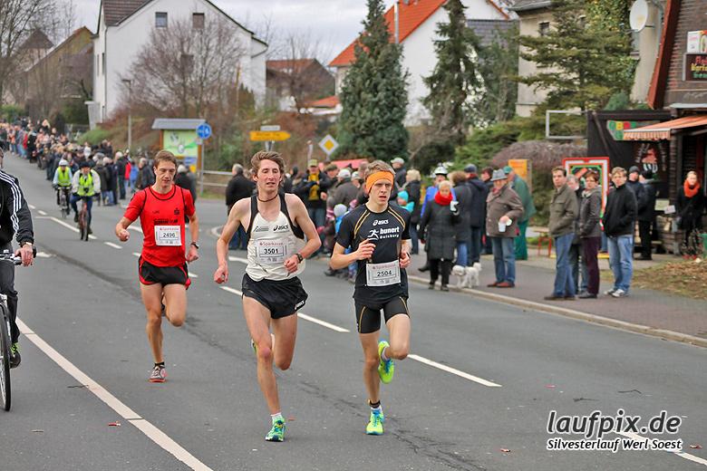 Silvesterlauf Werl Soest 2012
