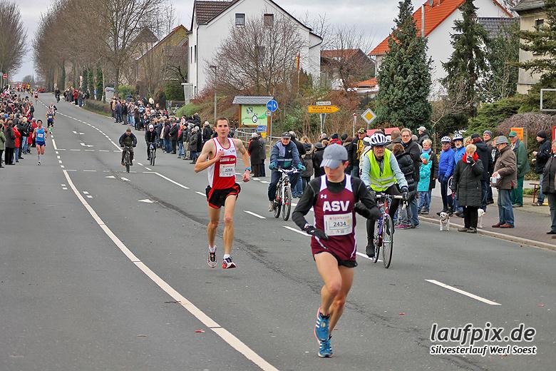 Silvesterlauf Werl Soest 2012 - 13