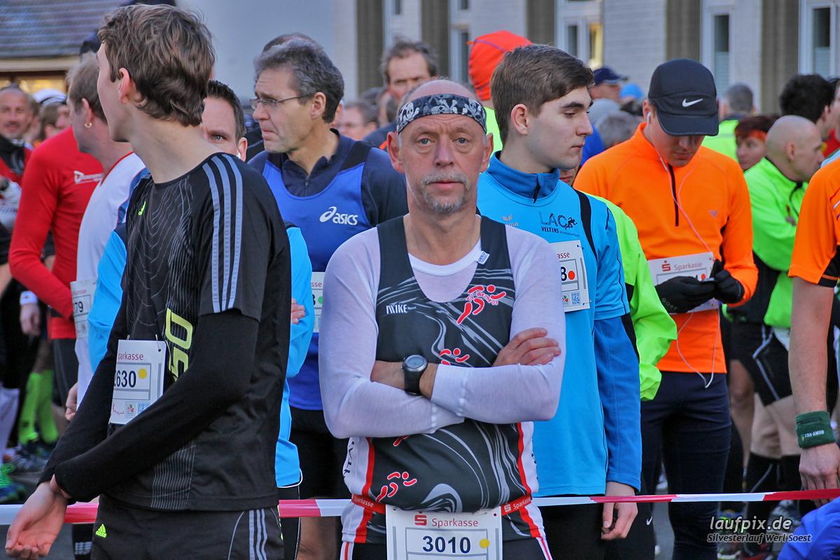 Silvesterlauf Werl Soest - Start 2013 Foto (30)