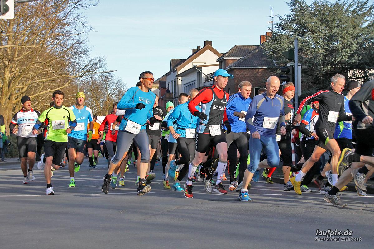 Silvesterlauf Werl Soest - Start 2013 - 62