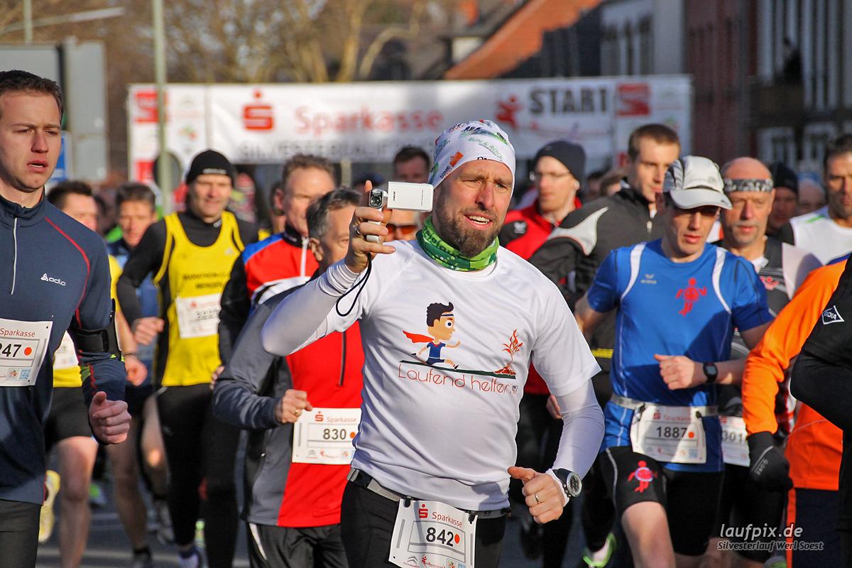 Silvesterlauf Werl Soest - Start 2013 - 80