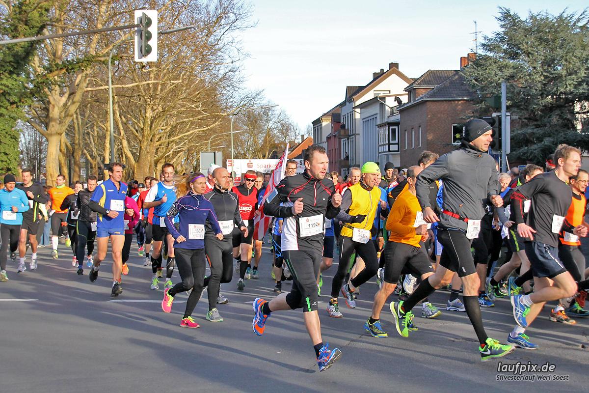 Silvesterlauf Werl Soest - Start 2013 - 90