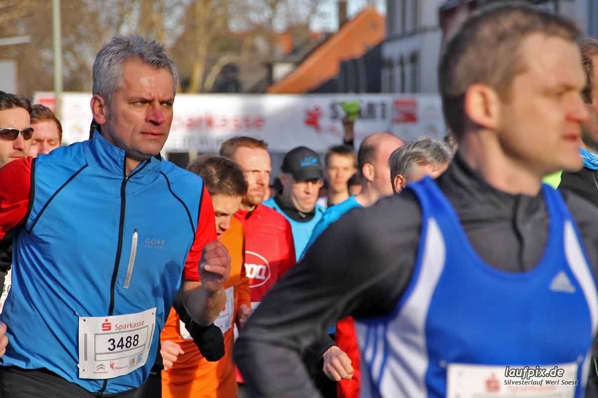 Silvesterlauf Werl Soest - Start 2013 - 112