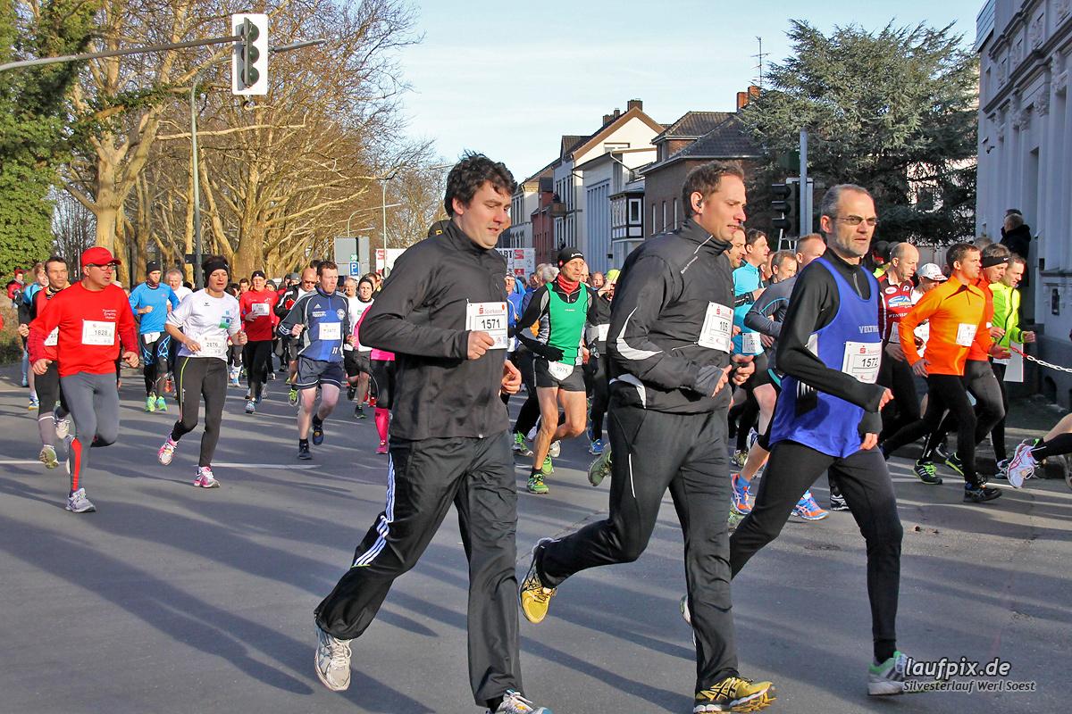 Silvesterlauf Werl Soest - Start 2013 - 119