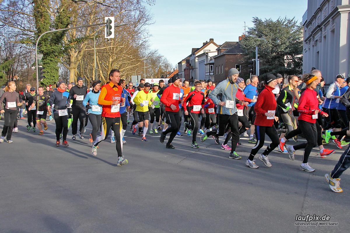 Silvesterlauf Werl Soest - Start 2013 - 129