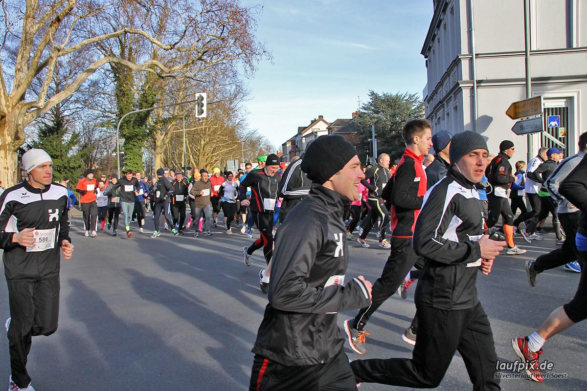 Silvesterlauf Werl Soest - Start 2013 - 189