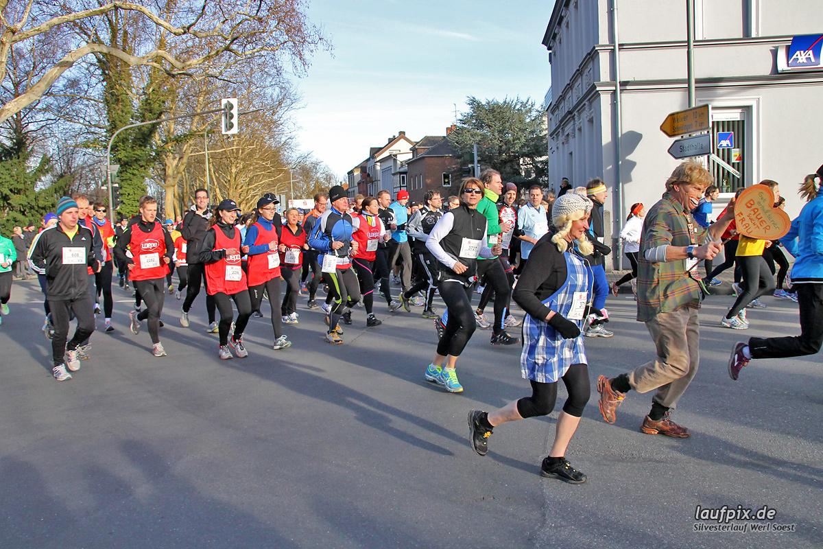 Silvesterlauf Werl Soest - Start 2013 - 230
