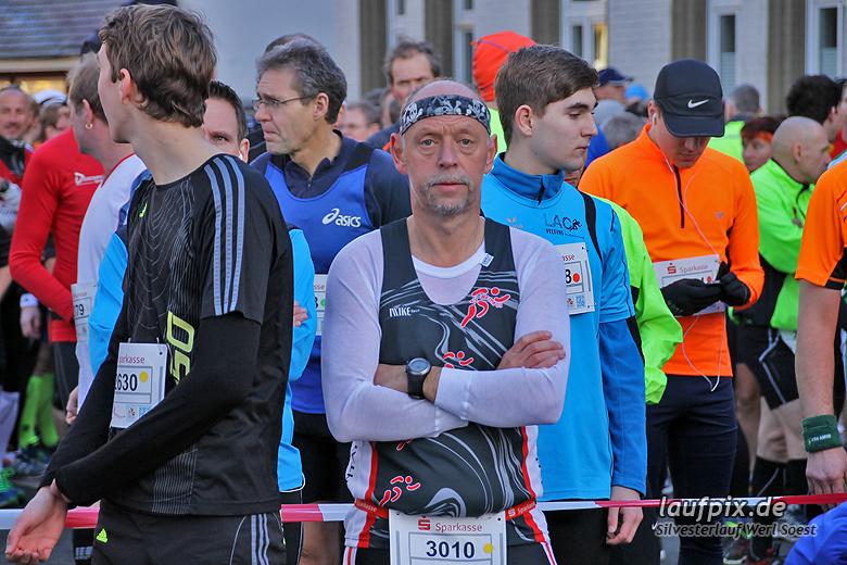 Silvesterlauf Werl Soest - Start 2013 - 30