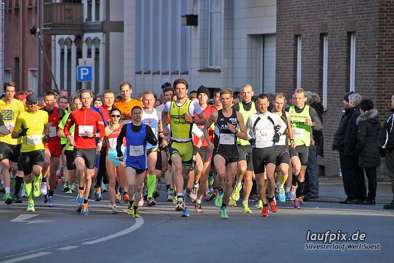 Silvesterlauf Werl Soest - Start 2013 - 47