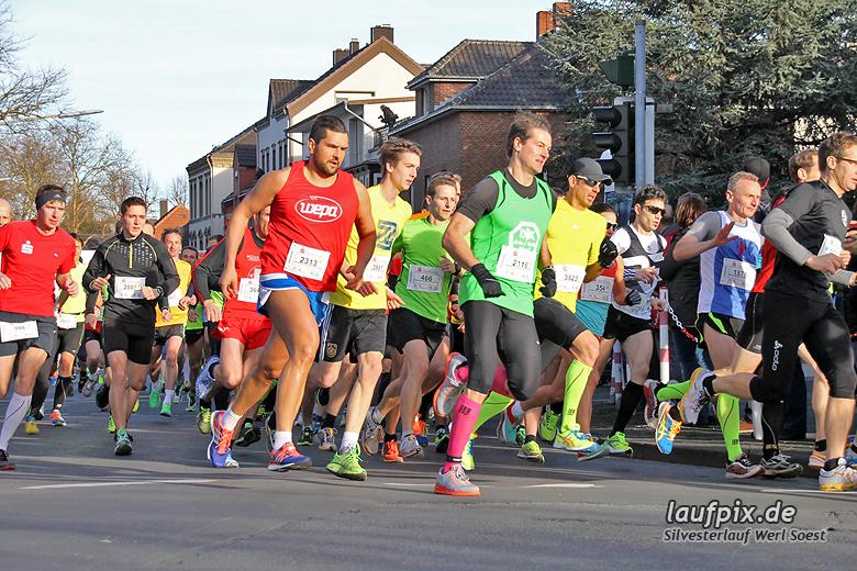 Silvesterlauf Werl Soest - Start 2013 - 53