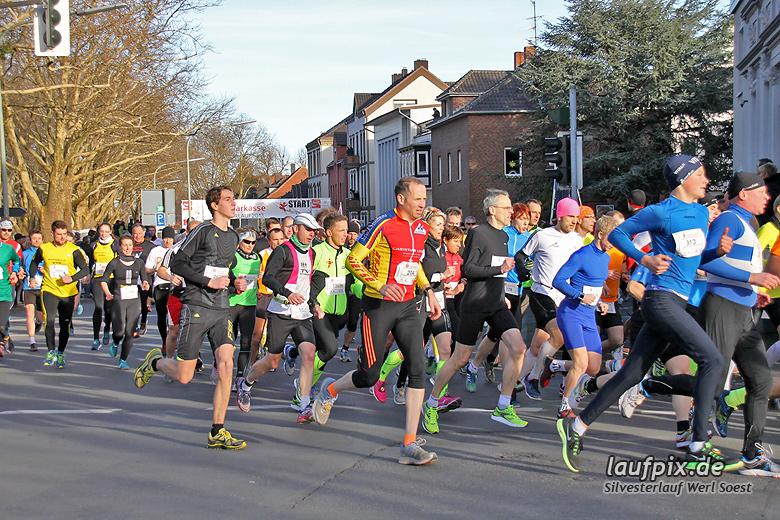 Silvesterlauf Werl Soest - Start 2013 - 70