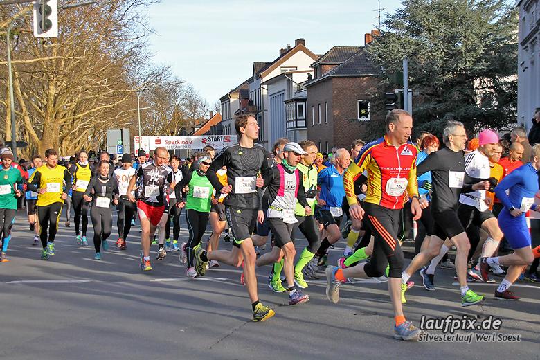 Silvesterlauf Werl Soest - Start 2013 - 71
