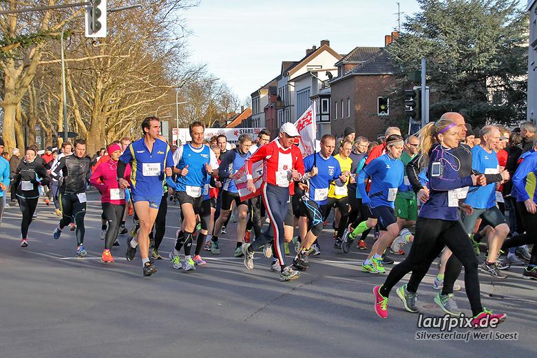 Silvesterlauf Werl Soest - Start 2013 - 92