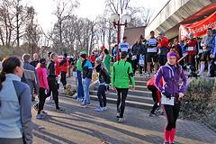 Silvesterlauf Werl Soest - Start 2013 - 11