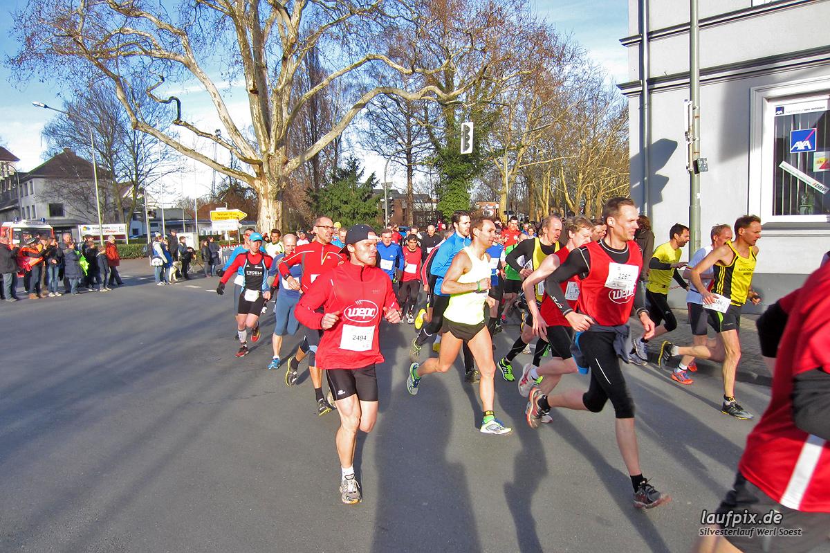 Silvesterlauf Werl Soest - Start 2013 Foto (11)