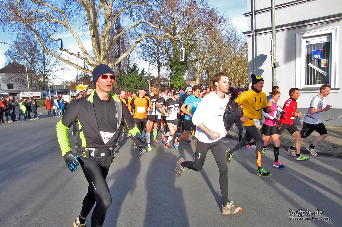Silvesterlauf Werl Soest - Start 2013 - 20