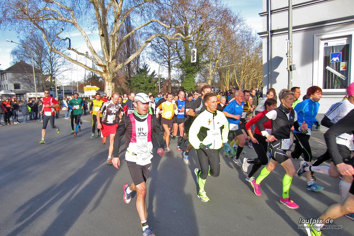 Silvesterlauf Werl Soest - Start 2013 - 25