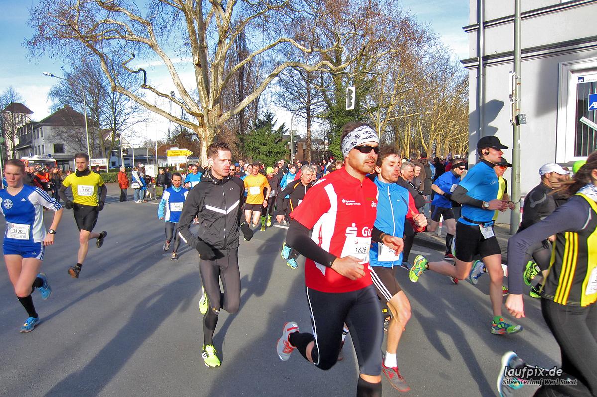 Silvesterlauf Werl Soest - Start 2013 - 31