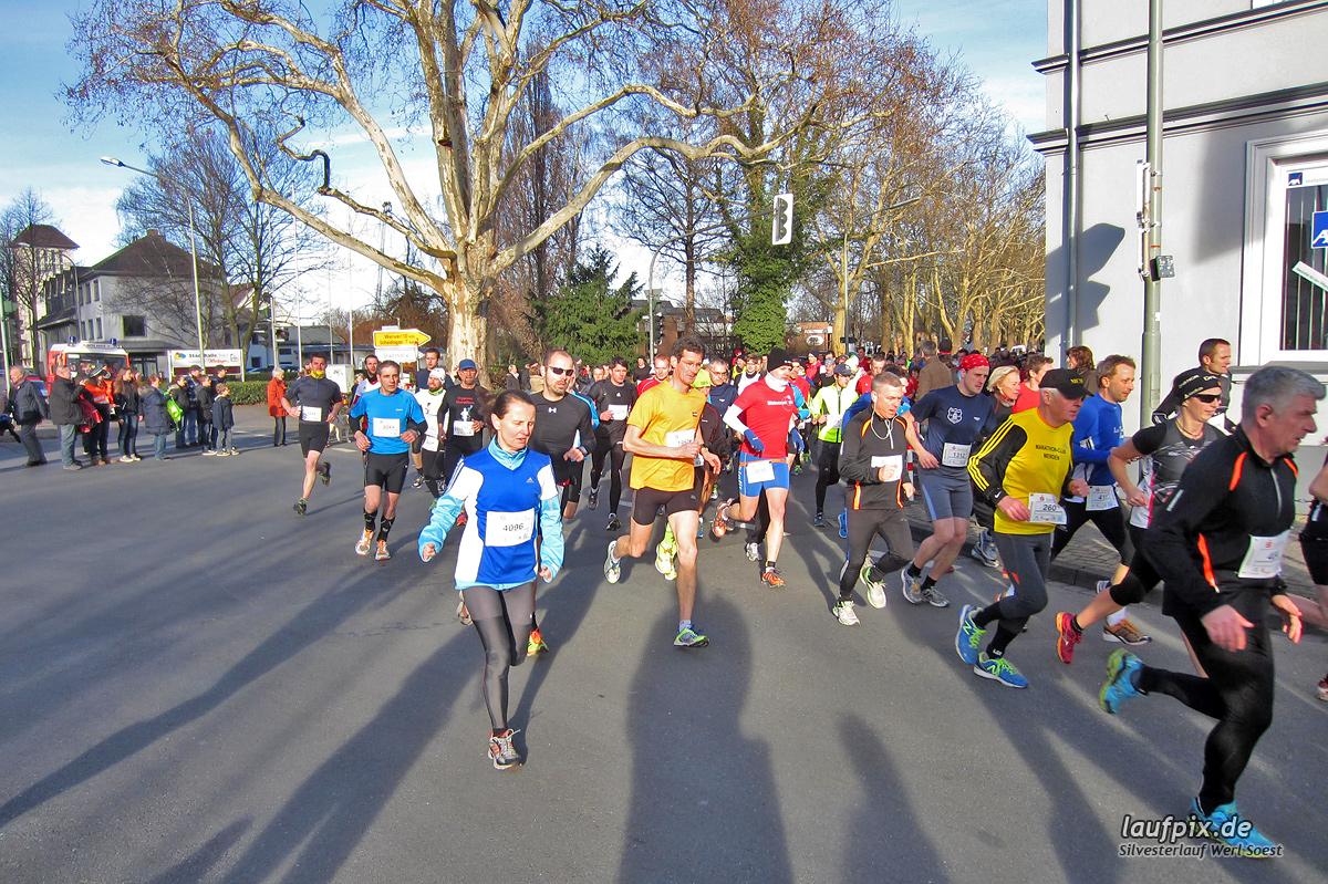Silvesterlauf Werl Soest - Start 2013 - 33