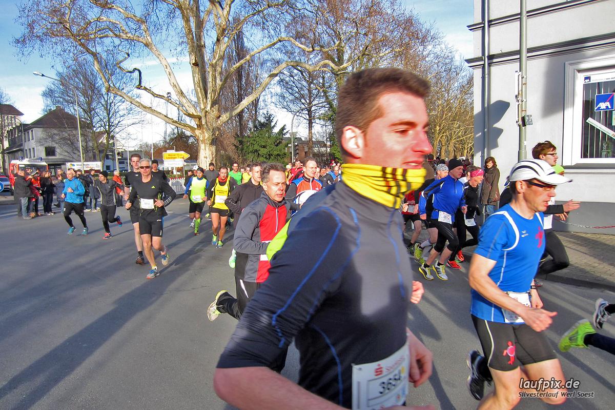 Silvesterlauf Werl Soest - Start 2013 - 39