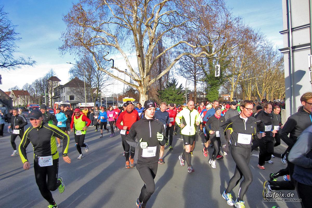 Silvesterlauf Werl Soest - Start 2013 - 147