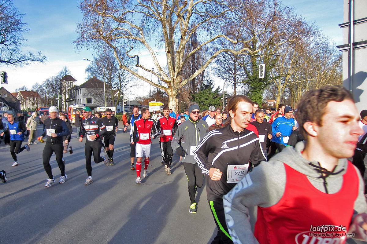 Silvesterlauf Werl Soest - Start 2013 - 176