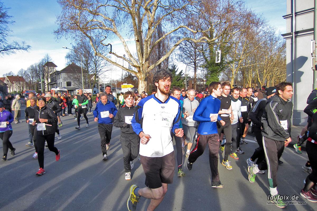Silvesterlauf Werl Soest - Start 2013 - 205