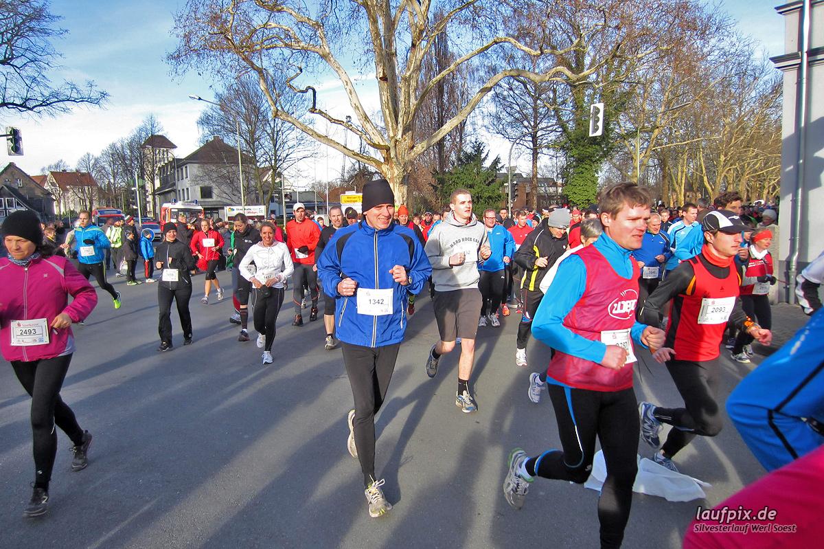 Silvesterlauf Werl Soest - Start 2013 - 251